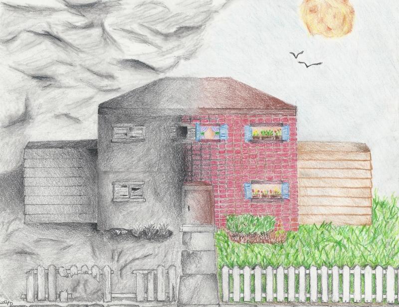 Original Illustration by Rashid Faraj